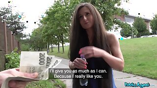 This amateur is a true fuck doll and she loves money appendix