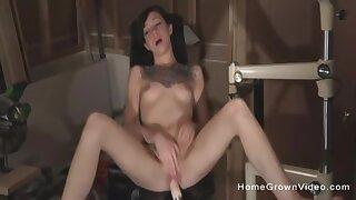 Juliette Black Uses Sexual intercourse Machines And Sucks Cock