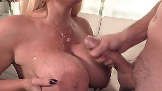 Young lad enjoys the perfect pussy by fucking Alura Jenson